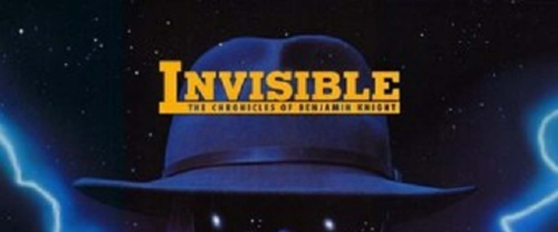 Invisible: The Chronicles of Benjamin Knight background 2