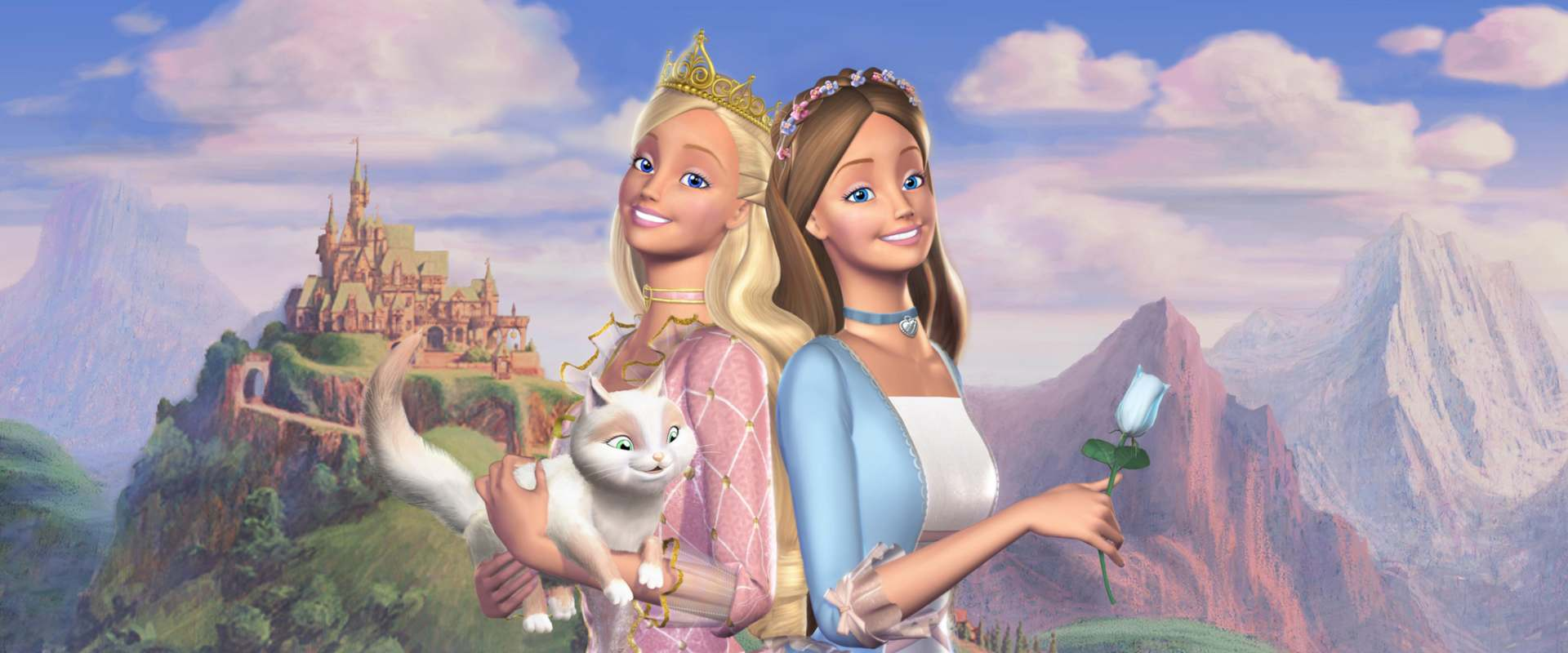 Barbie as the Princess and the Pauper background 2