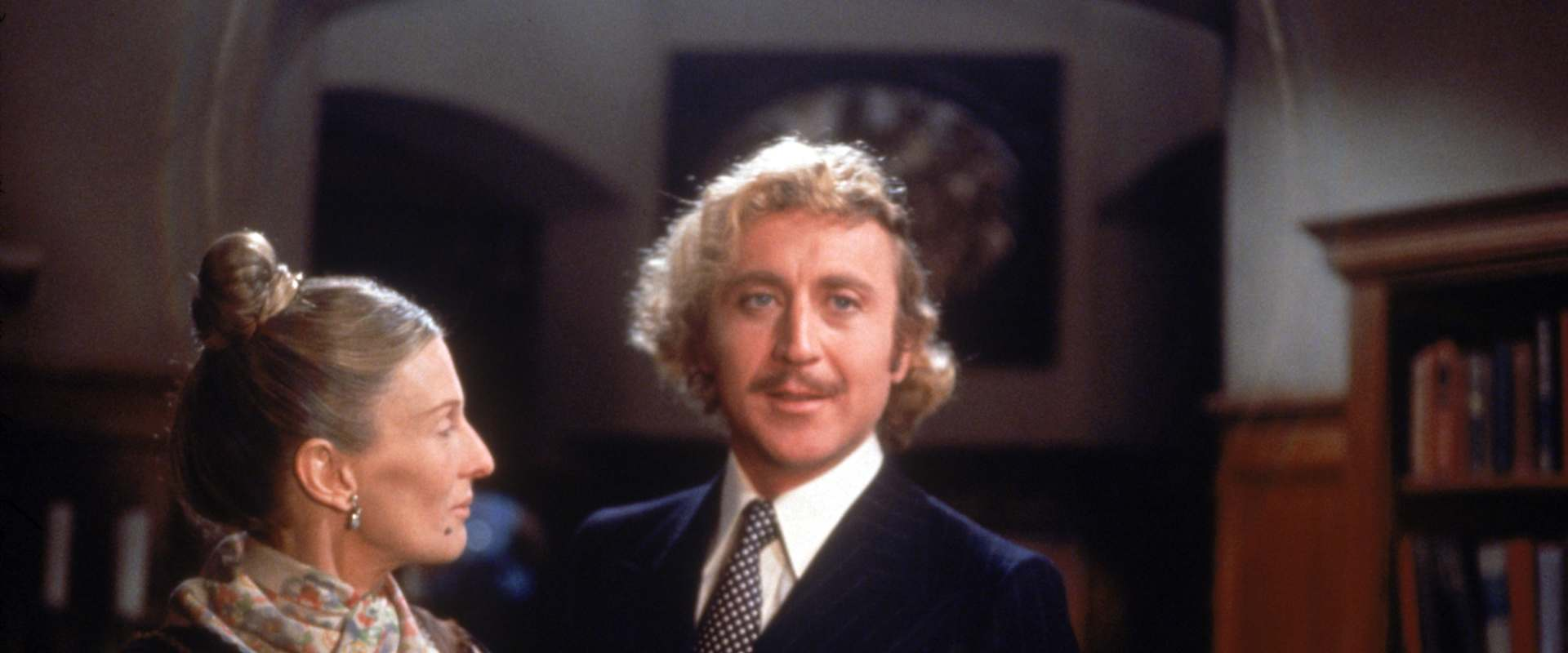 Young Frankenstein background 1