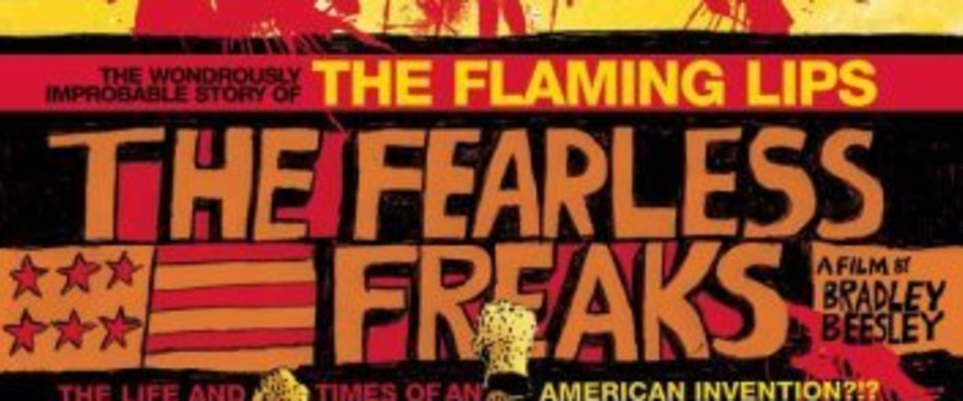 The Fearless Freaks background 2