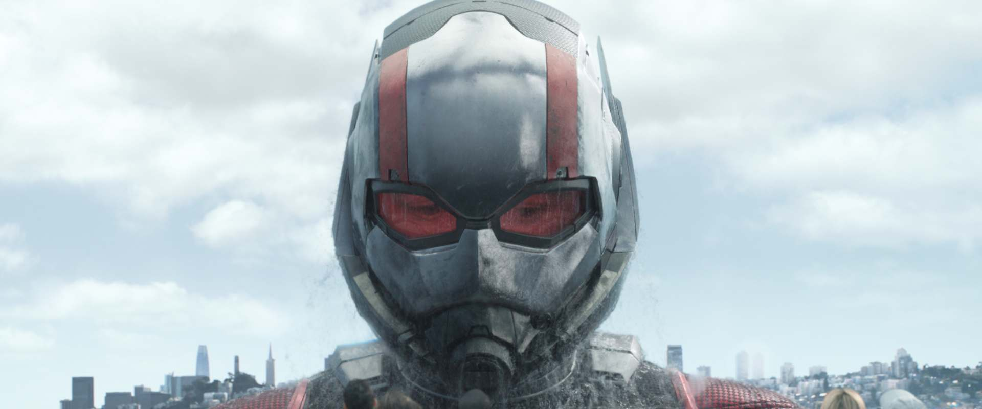 Ant-Man and the Wasp background 2
