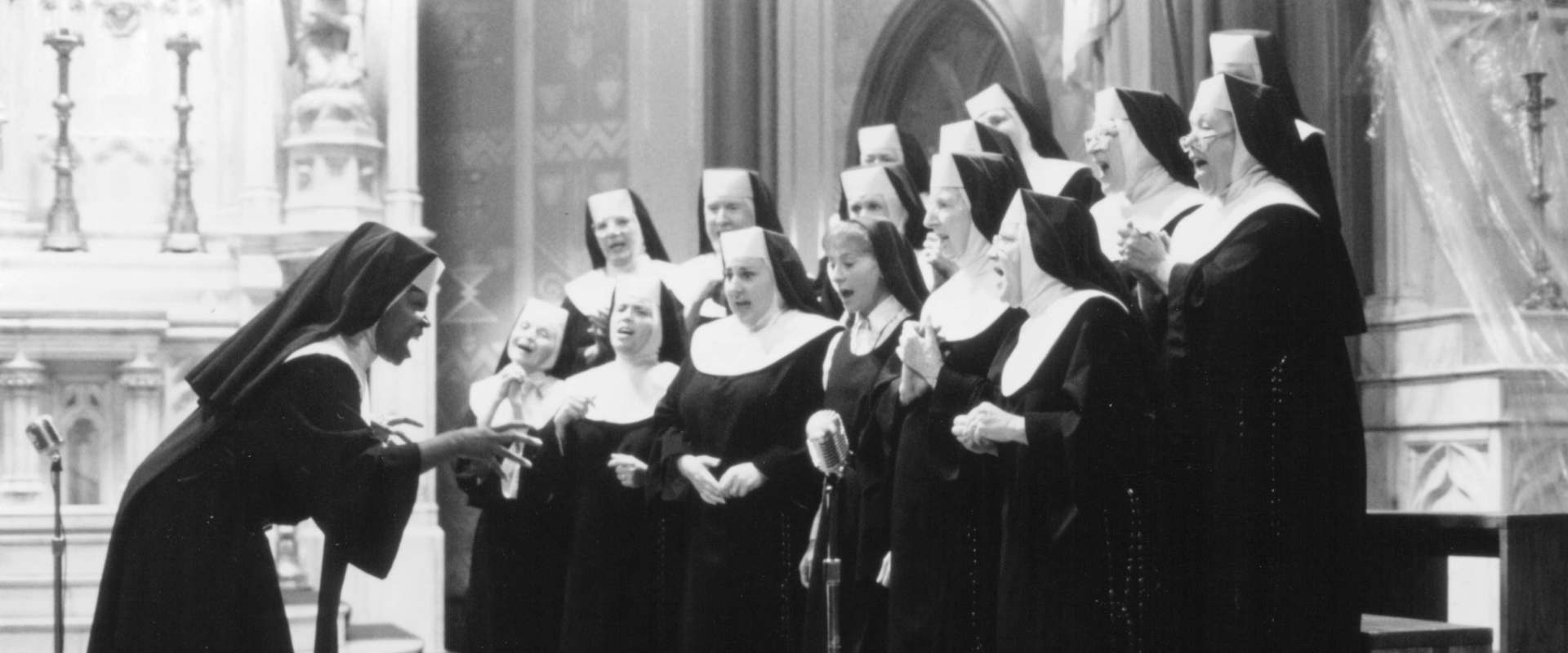 sister act full movie 1992 english free