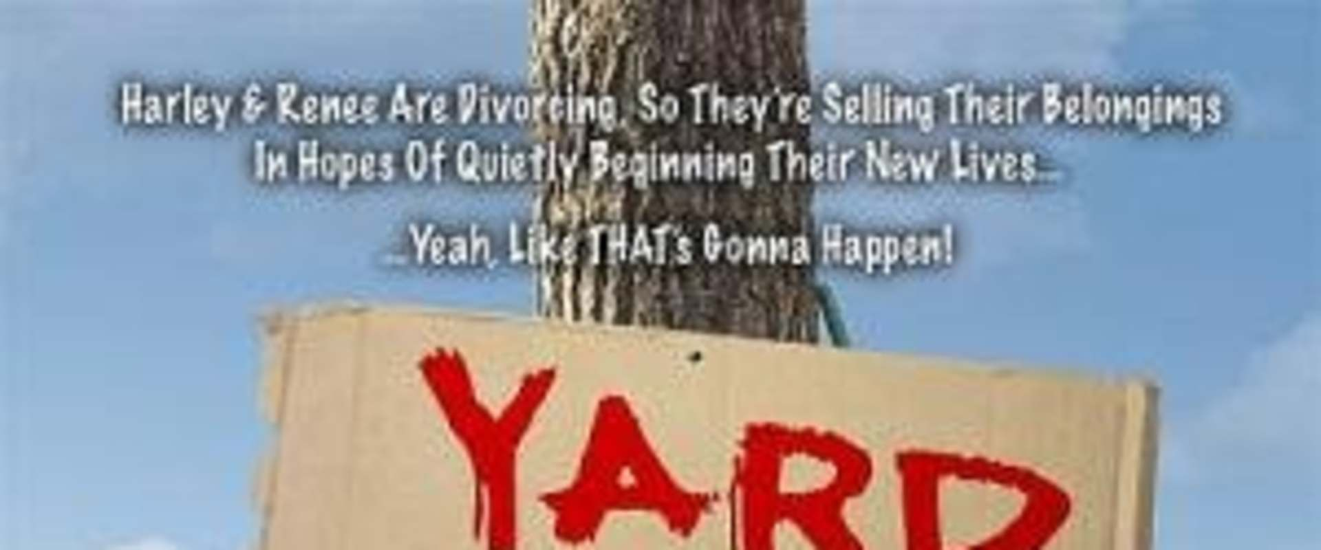 Yard Sale background 1