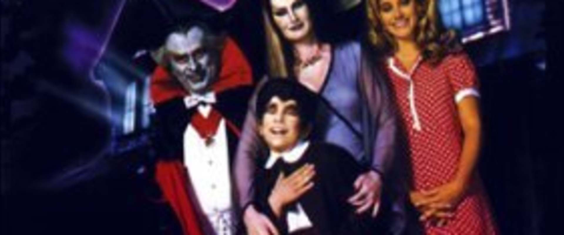 Here Come the Munsters background 2