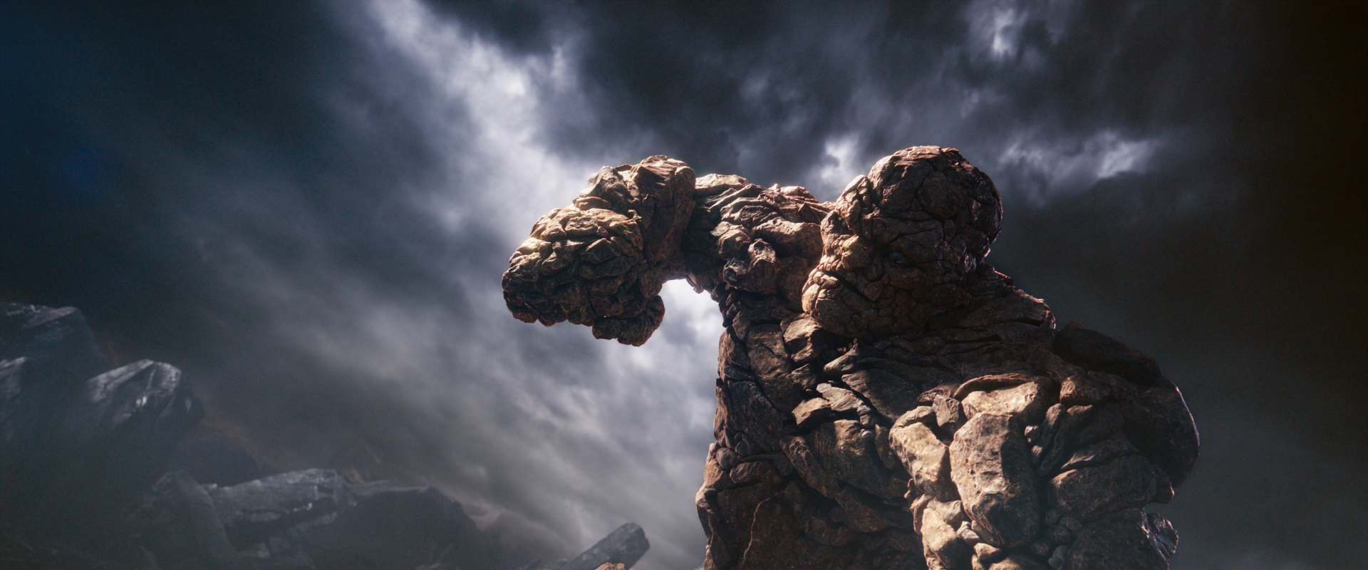 Fantastic Four background 2
