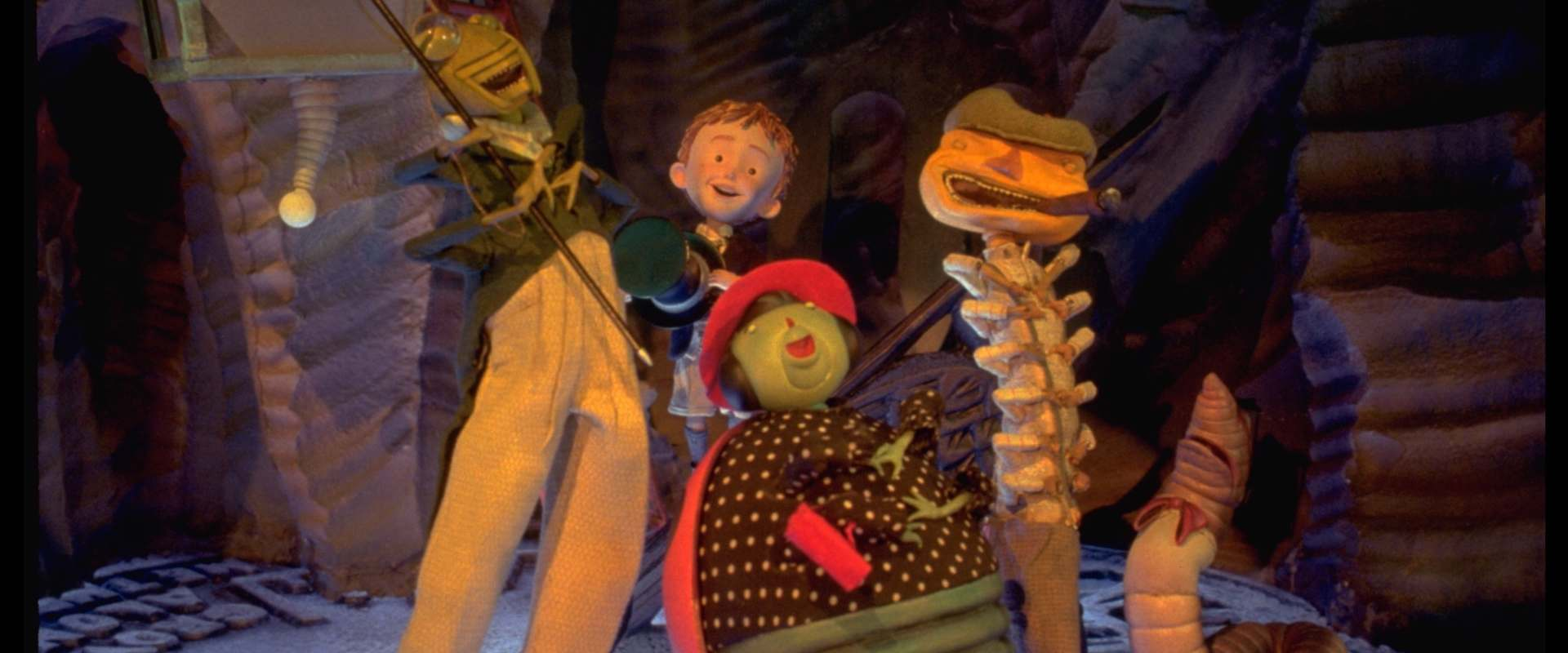 james and the giant peach free online