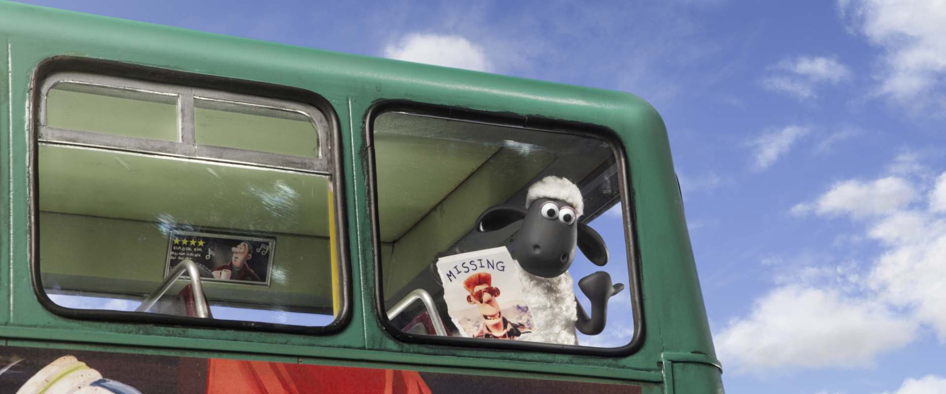 Shaun the Sheep Movie background 2