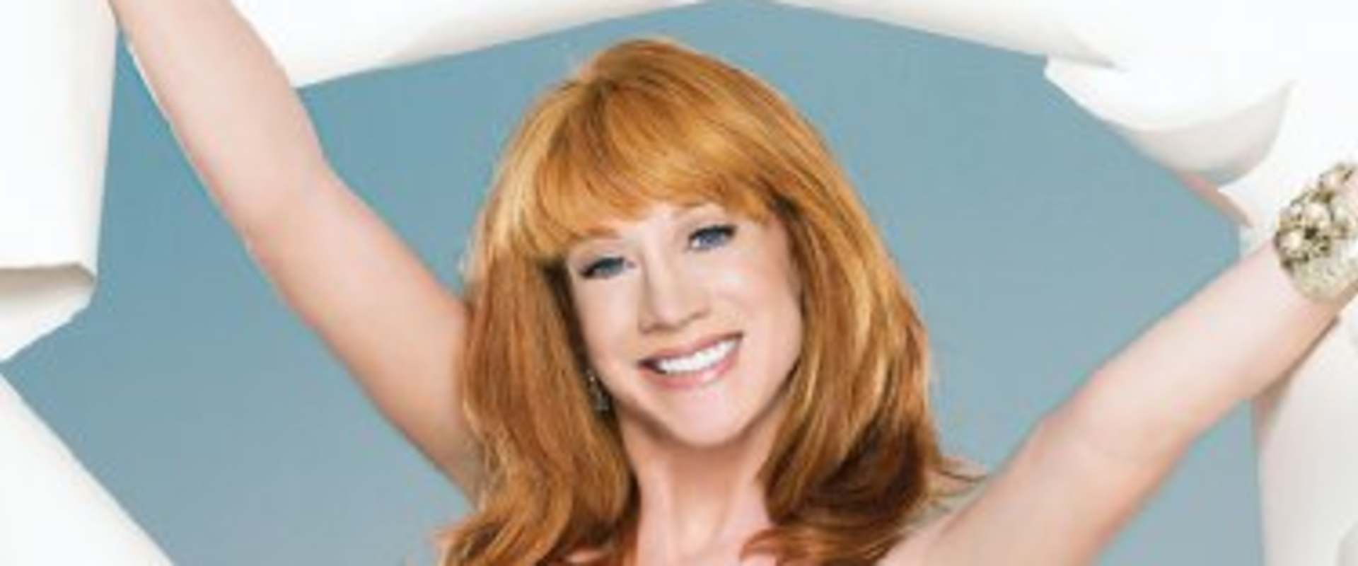 Kathy Griffin: 50 & Not Pregnant background 1
