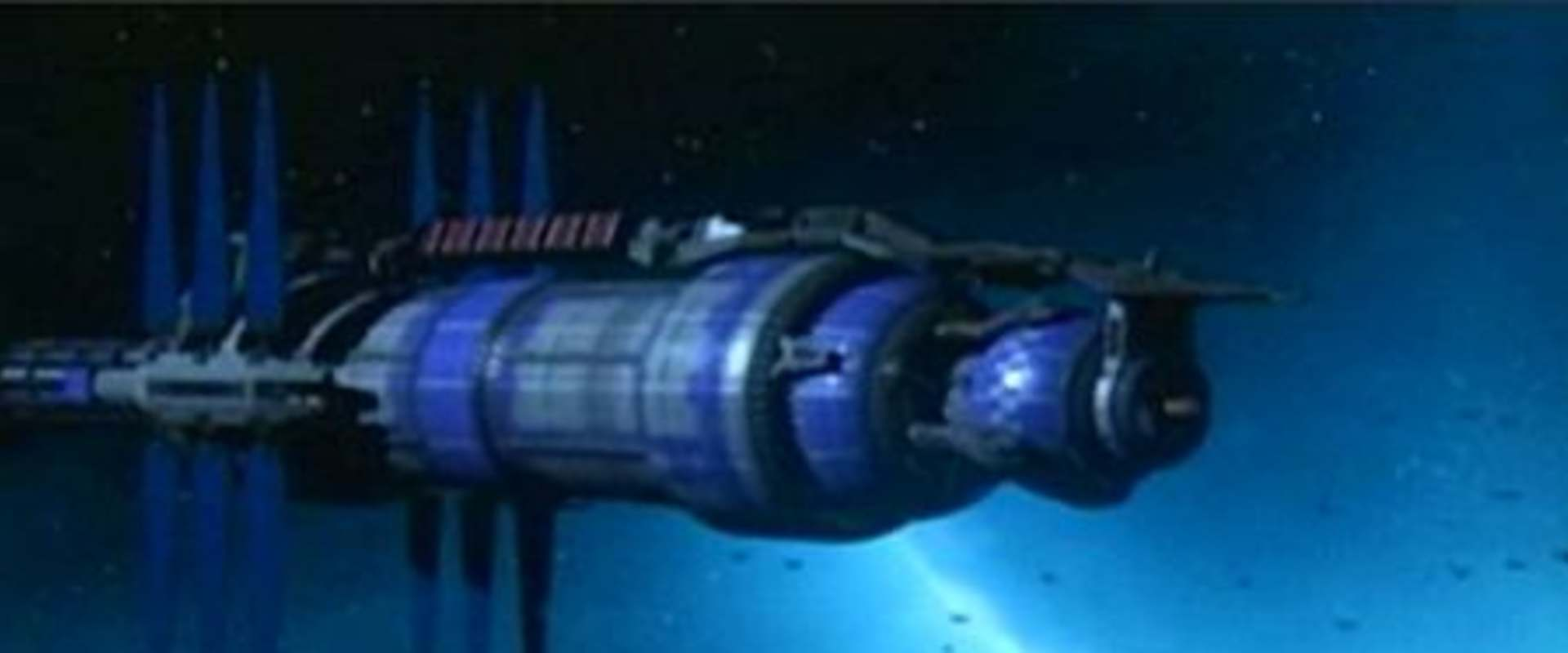 Babylon 5: The Legend of the Rangers: To Live and Die in Starlight background 1