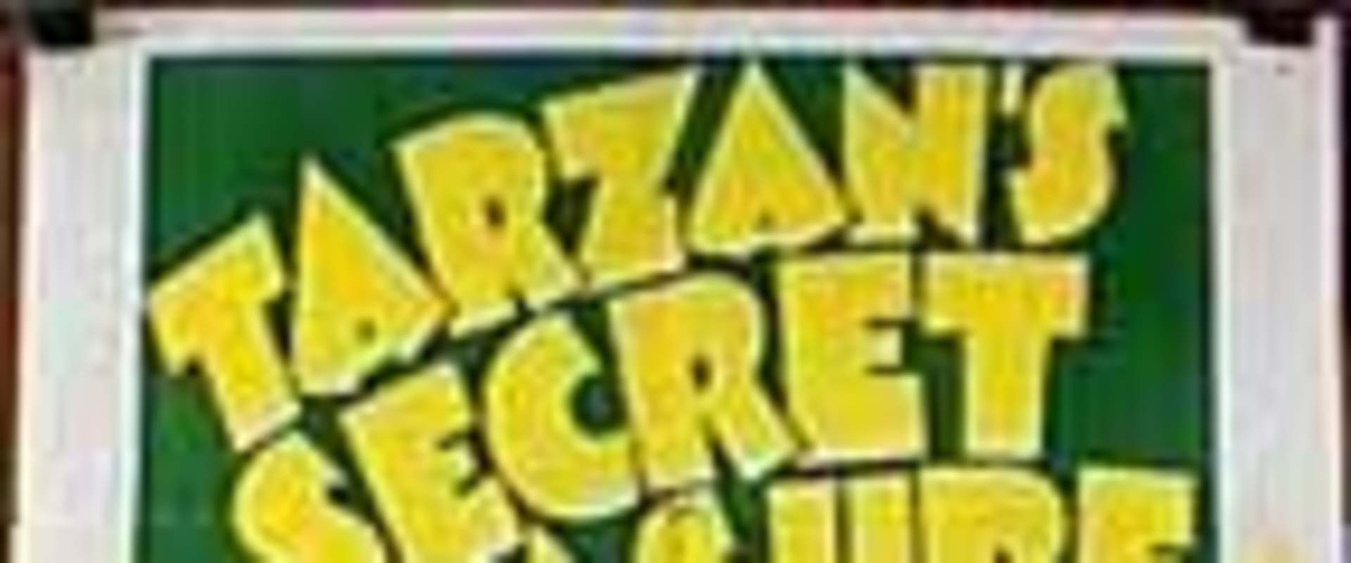 Tarzan's Secret Treasure background 1