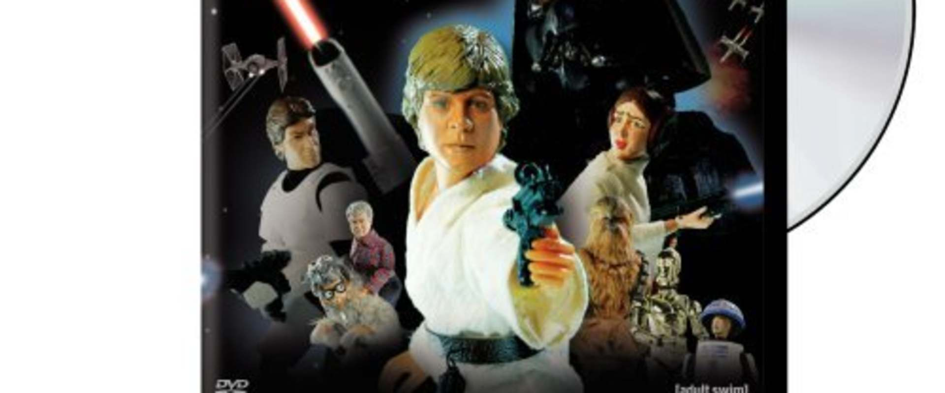 Robot Chicken: Star Wars background 2