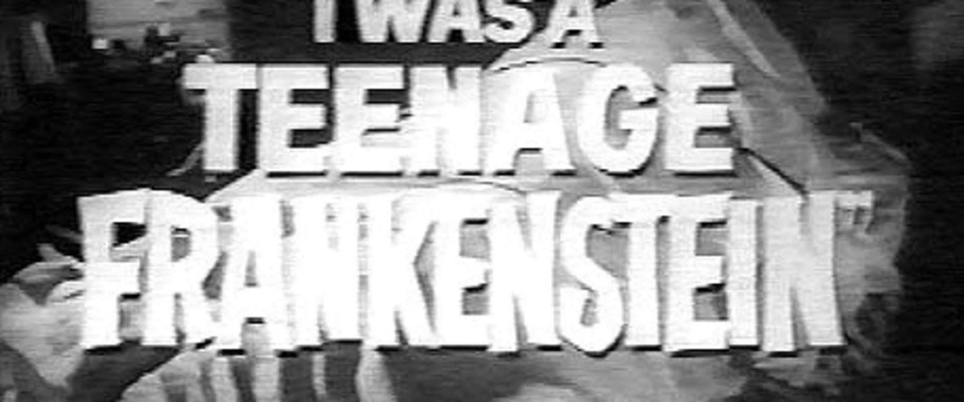 I Was a Teenage Frankenstein background 1