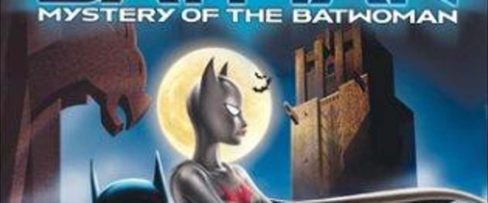 Batman: Mystery of the Batwoman background 2