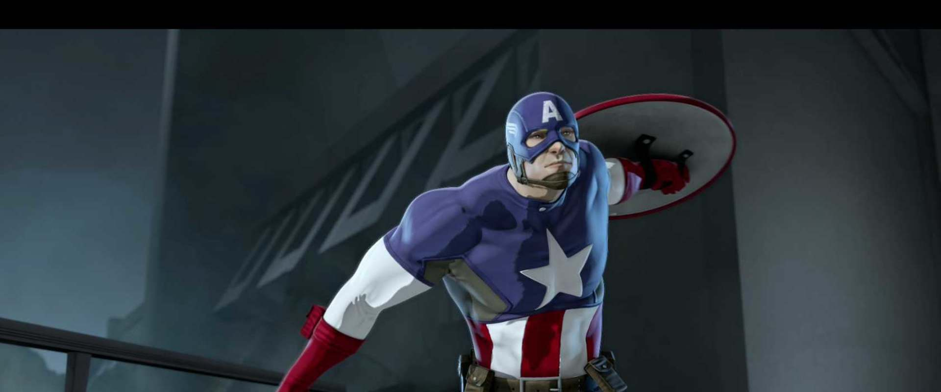 Iron Man and Captain America: Heroes United background 2