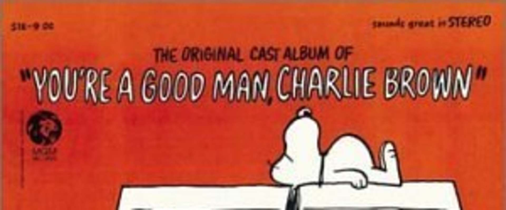 You're a Good Man, Charlie Brown background 1