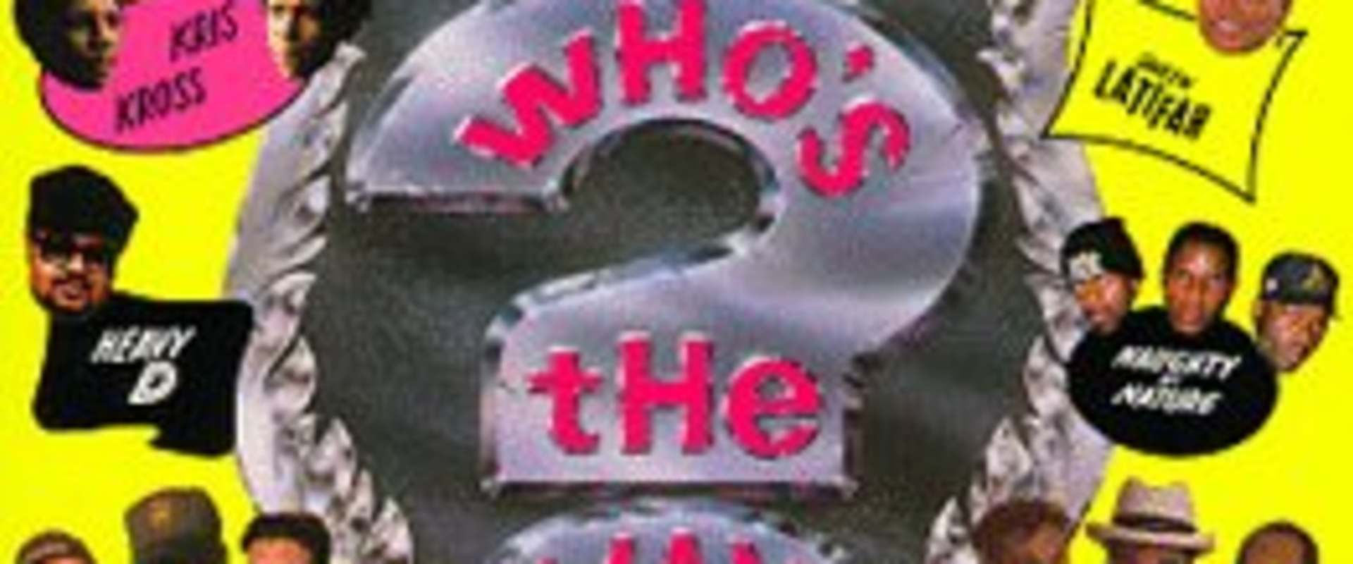 Who's the Man? background 2