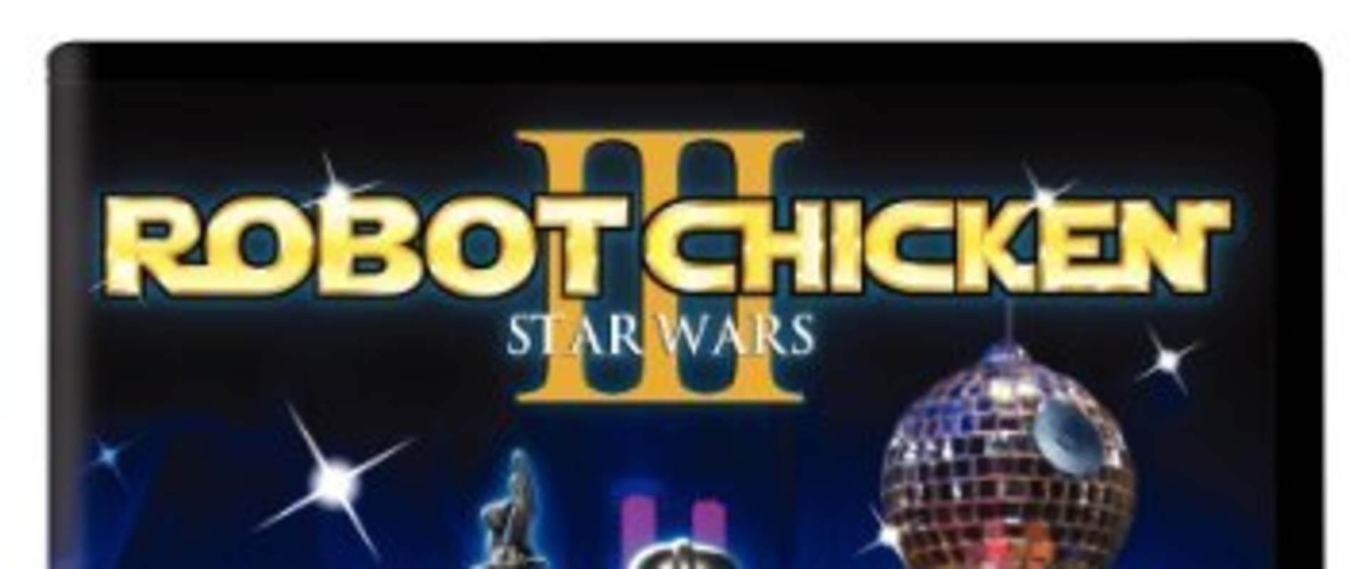 Robot Chicken: Star Wars background 1