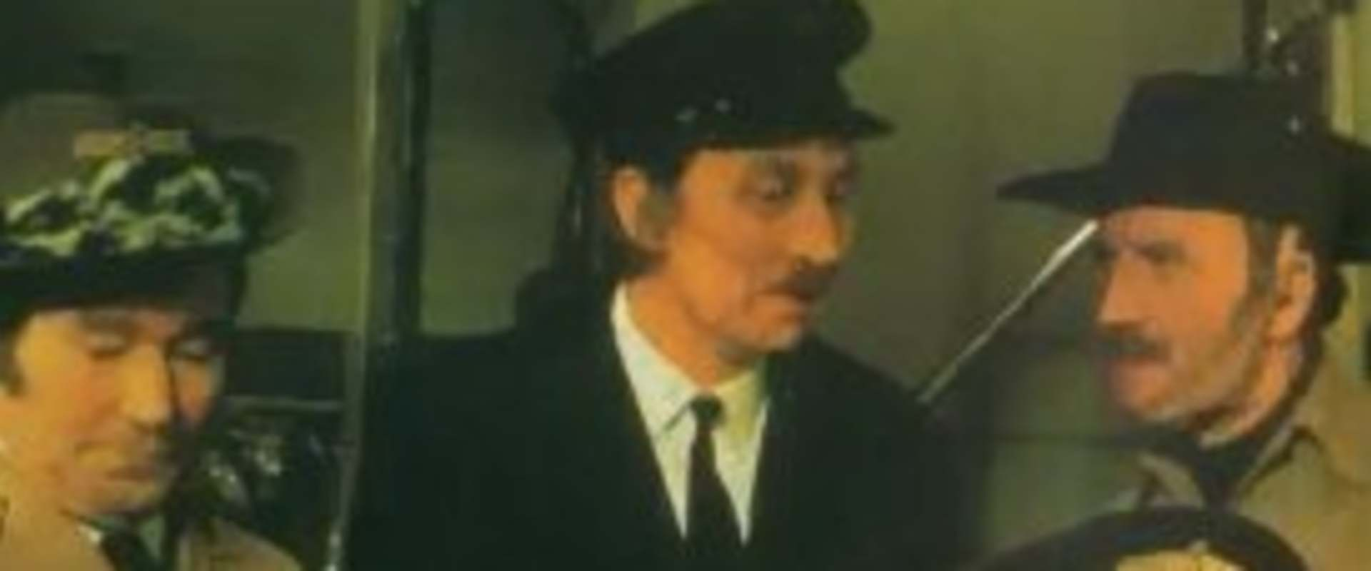 Mutiny on the Buses background 1