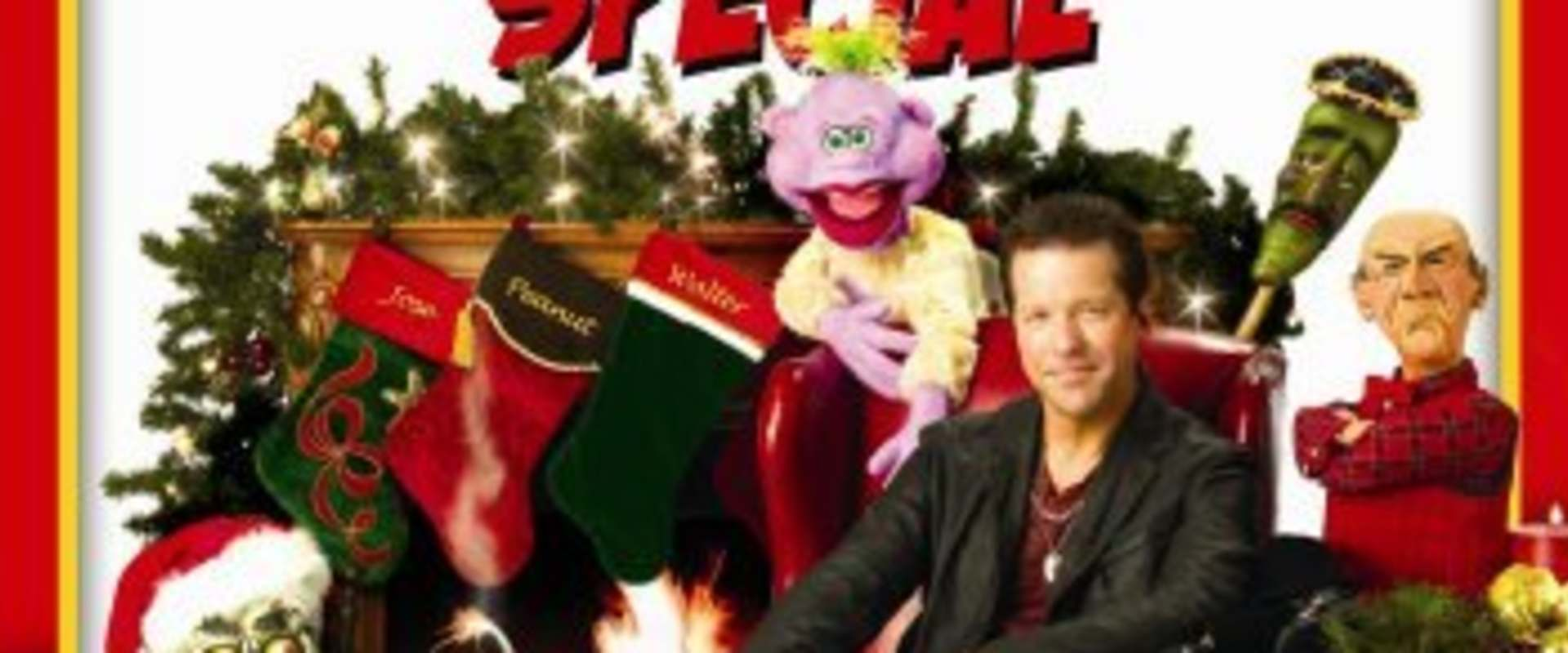 Jeff Dunham's Very Special Christmas Special background 2