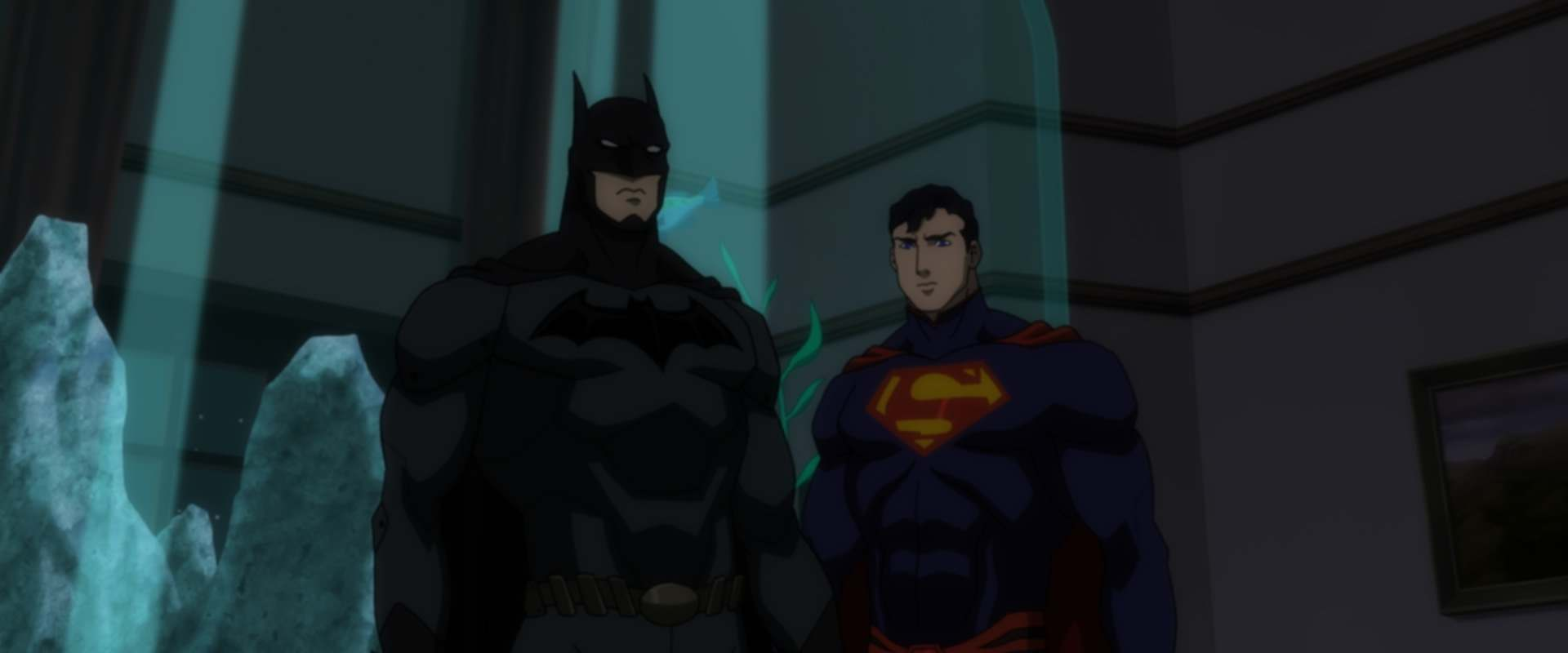 Justice League: Throne of Atlantis background 2