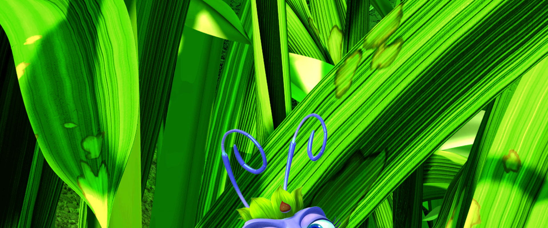 A Bug's Life background 2