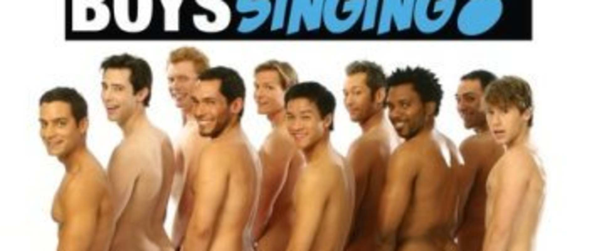 Naked Boys Singing! background 1