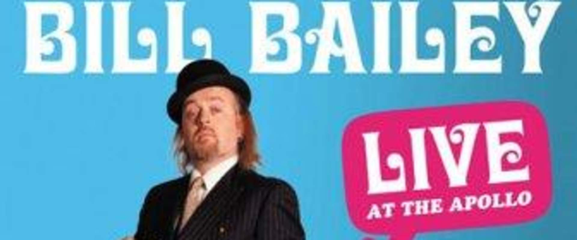 Bill Bailey: Part Troll background 2
