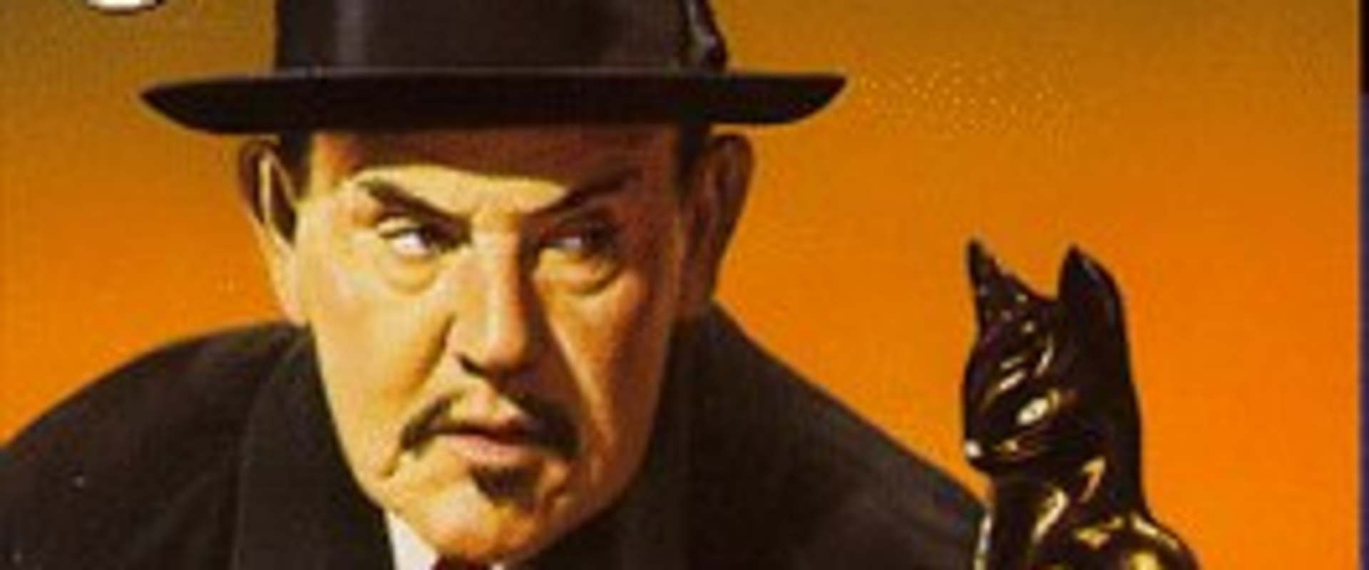 Charlie Chan in The Chinese Cat background 1