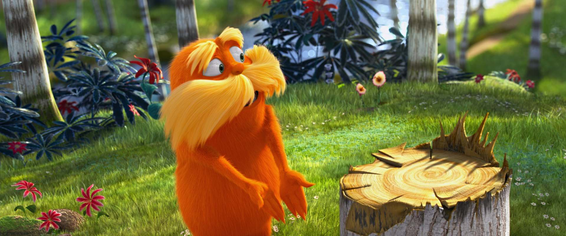 The Lorax background 2
