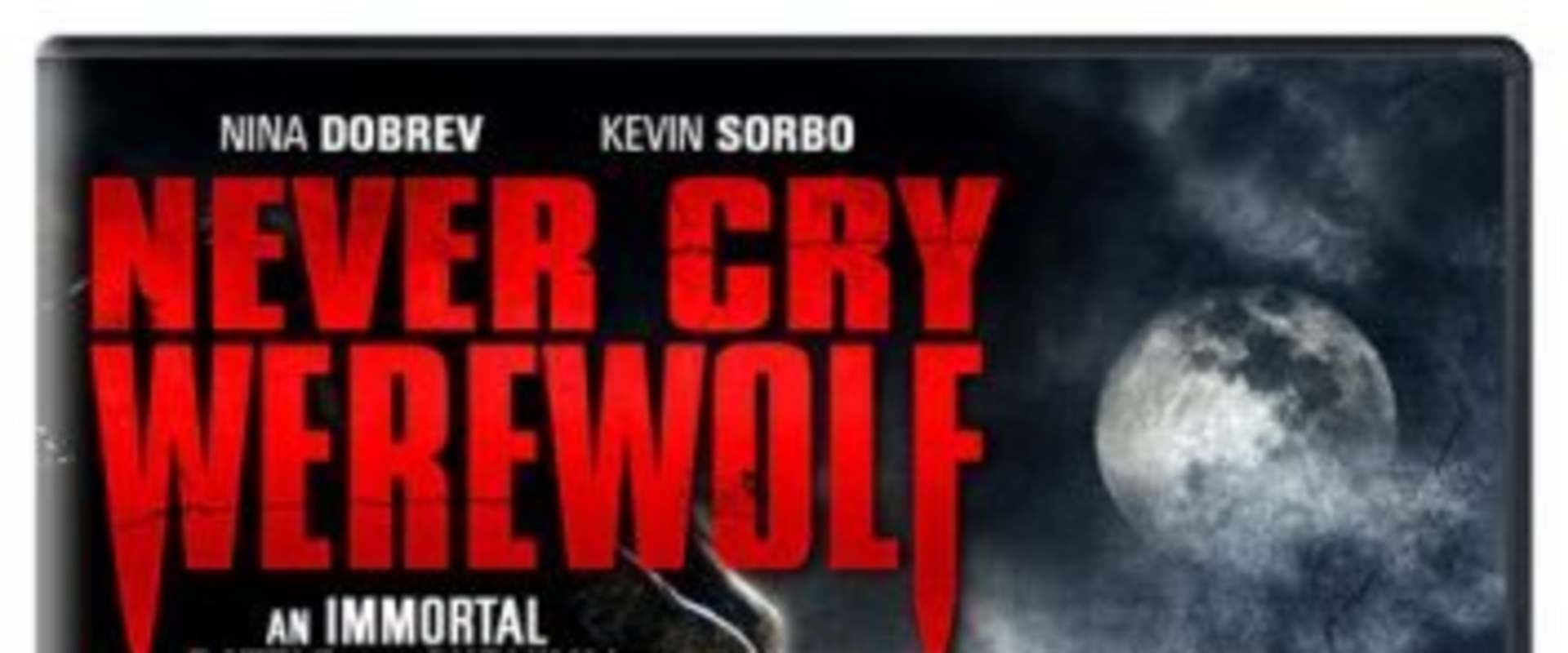 Never Cry Werewolf background 1