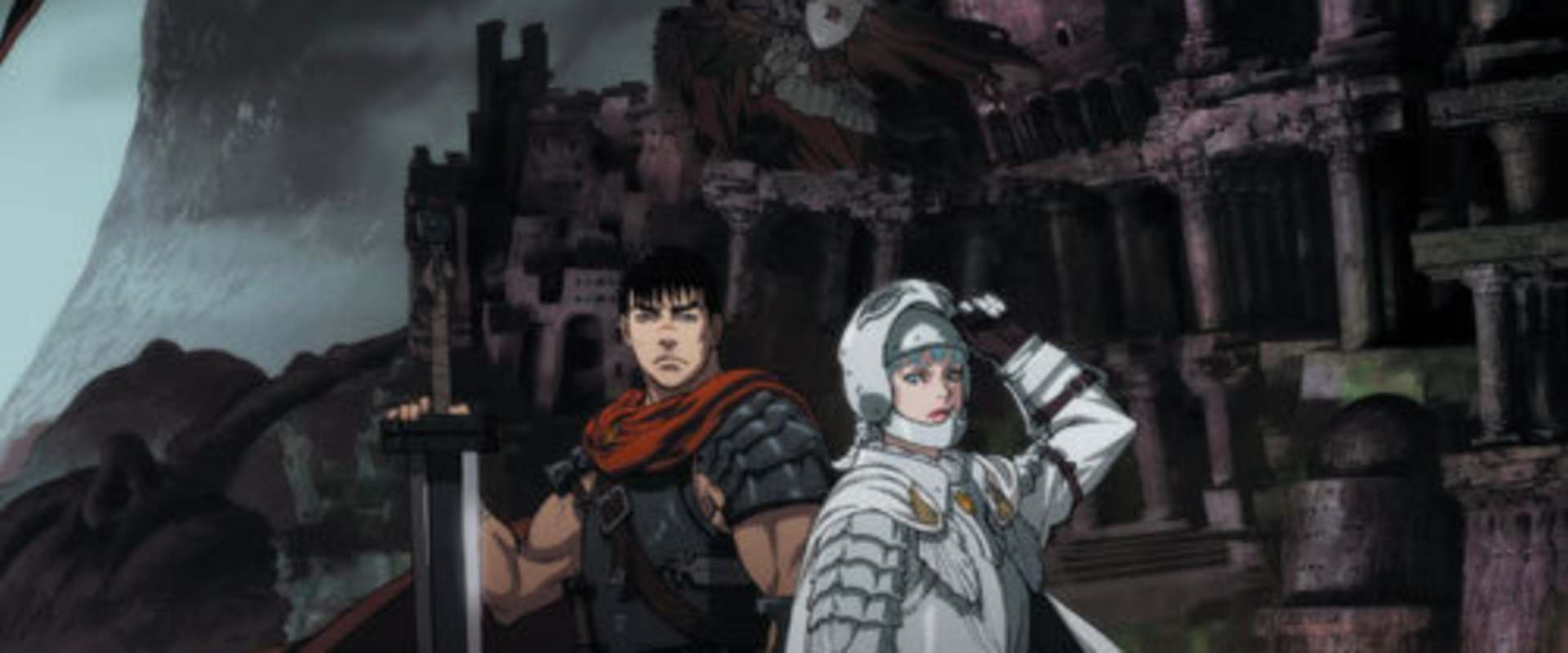 Berserk: The Golden Age Arc II - The Battle for Doldrey background 2