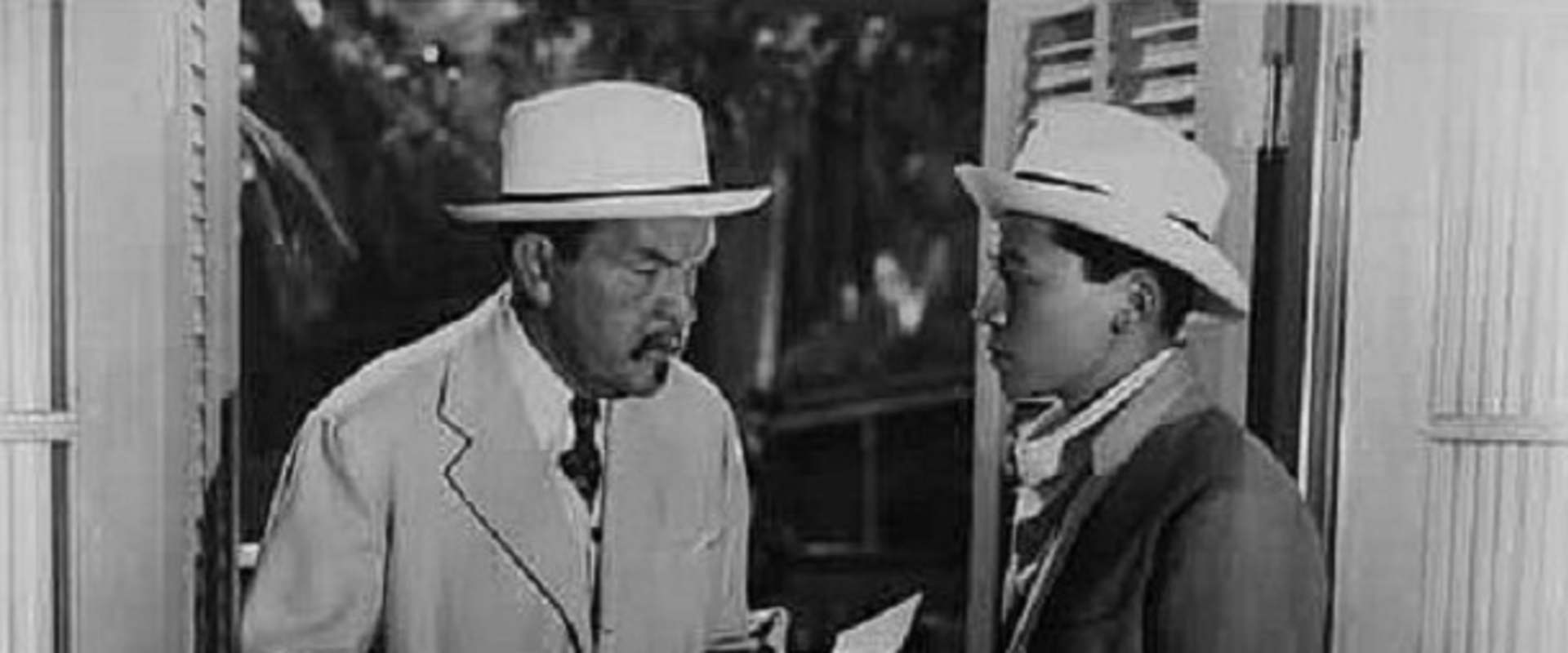 Charlie Chan in Panama background 1