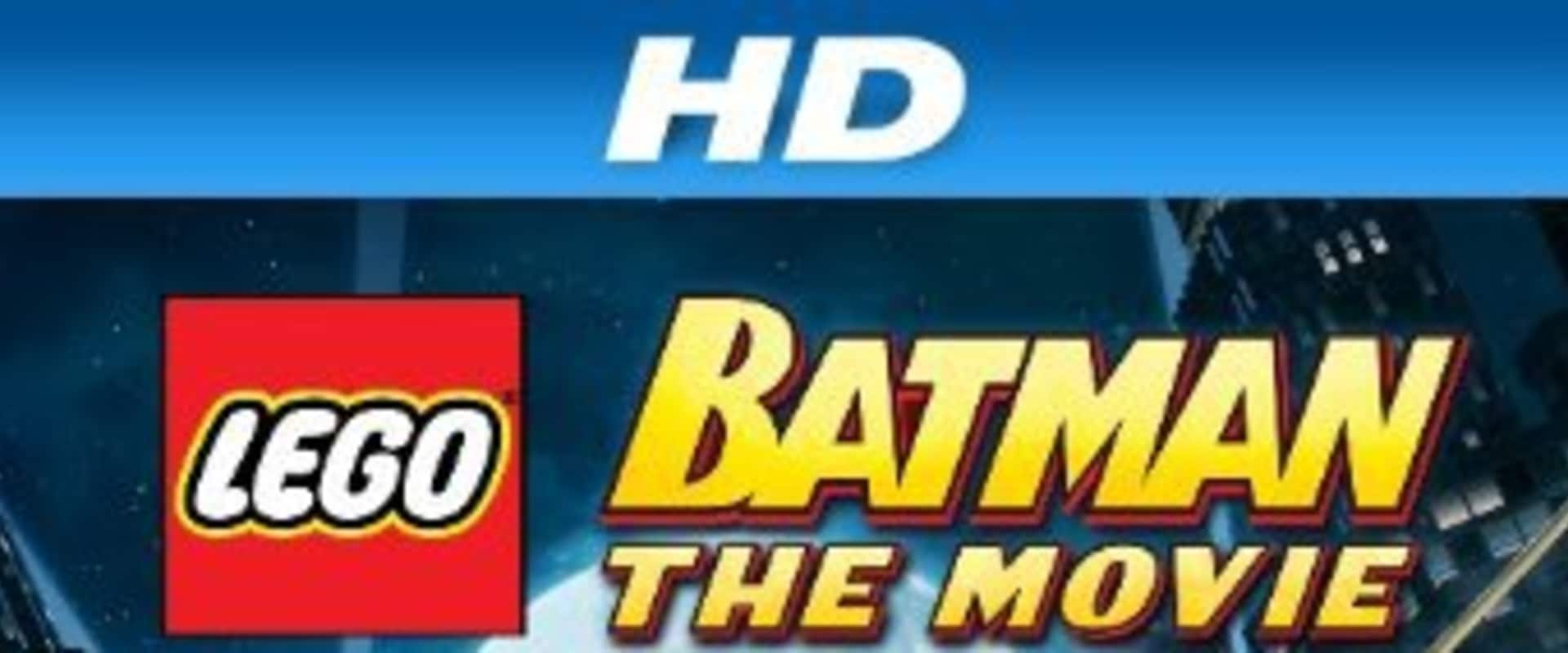LEGO Batman: The Movie - DC Super Heroes Unite background 1