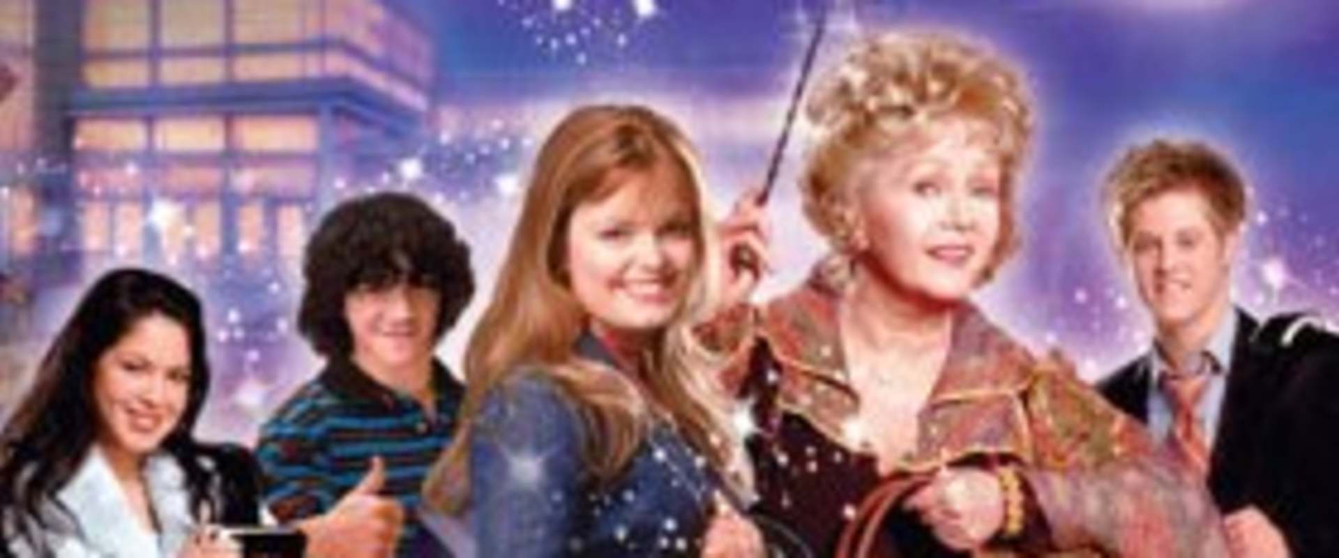 Halloweentown High background 2