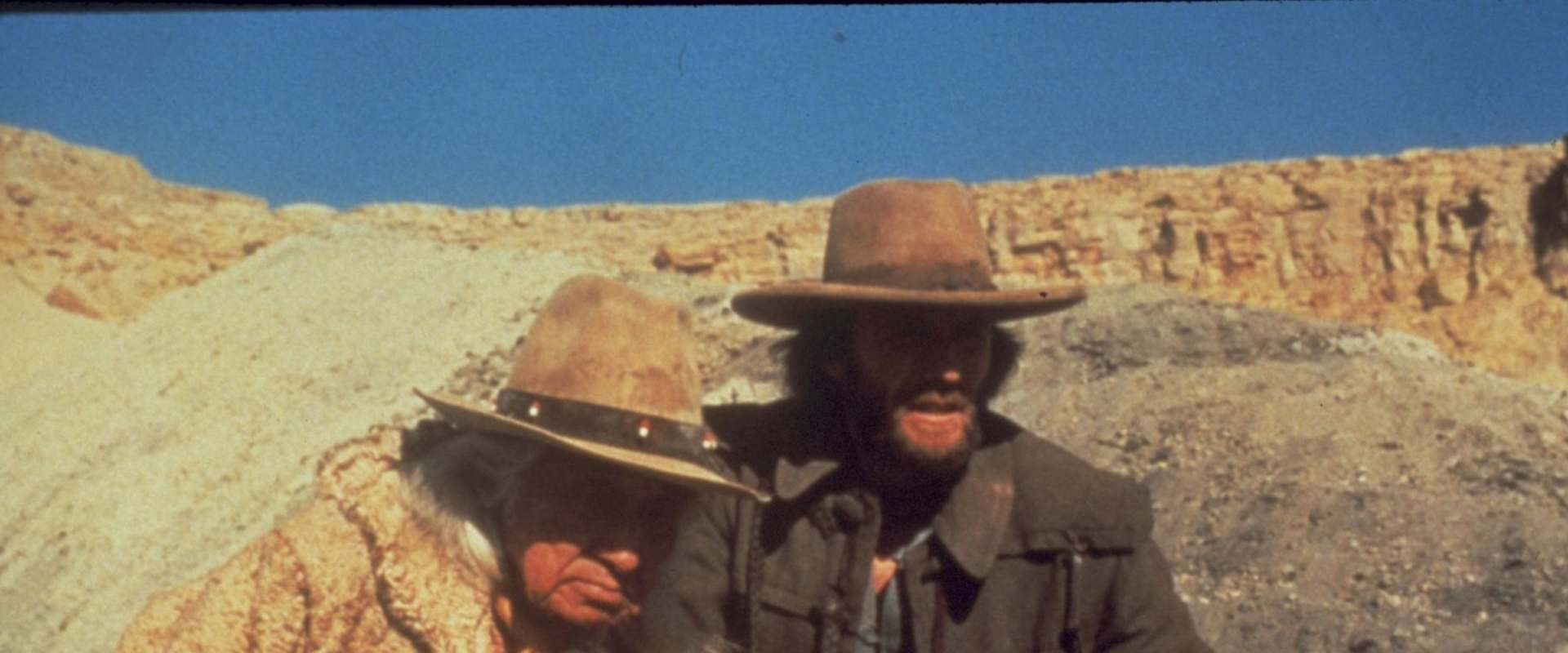 The Outlaw Josey Wales background 1