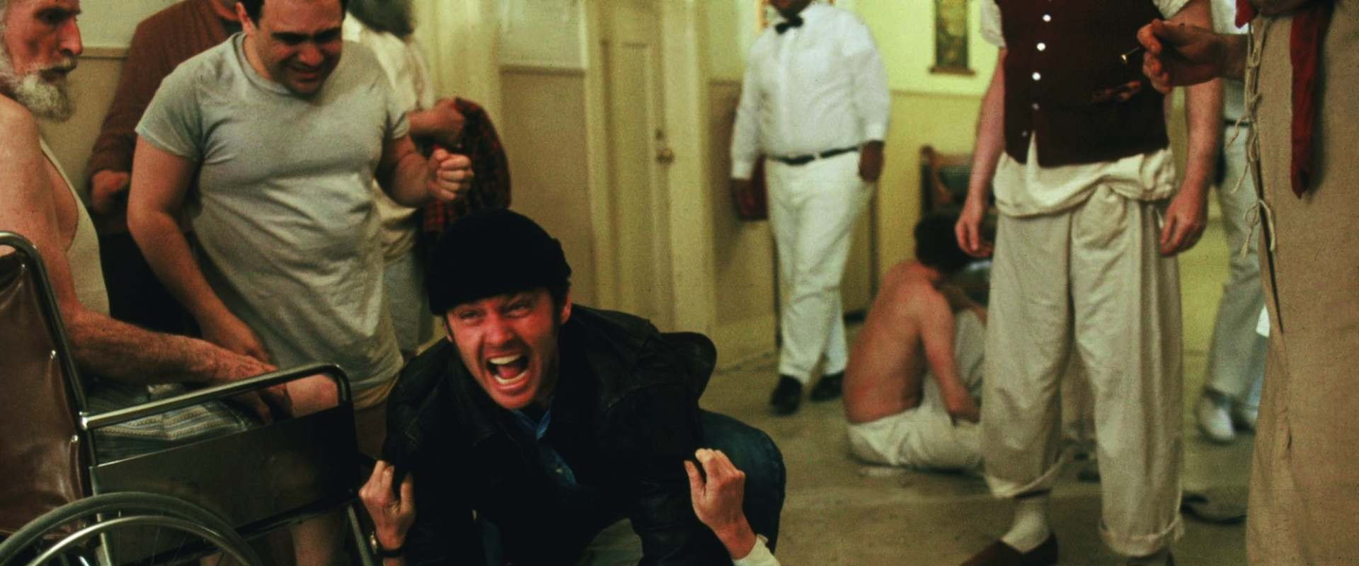One Flew Over the Cuckoo's Nest background 2