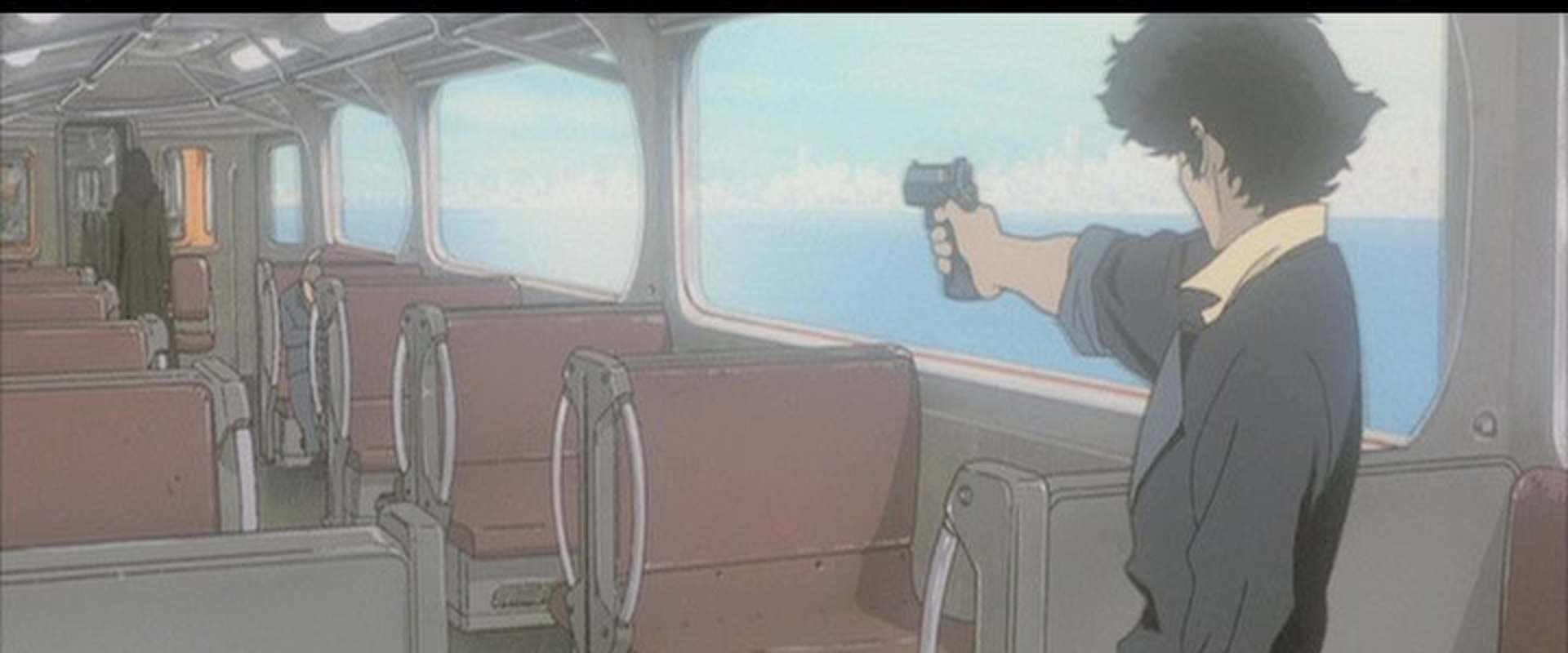 Cowboy Bebop: The Movie background 2