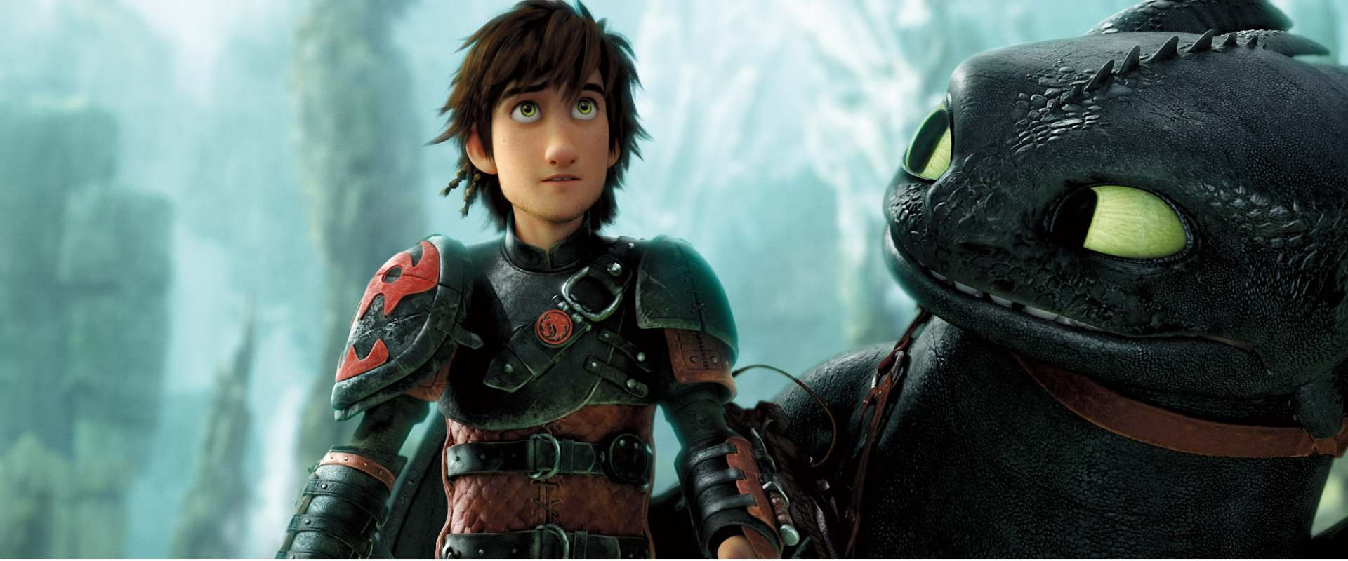 How to Train Your Dragon 2 background 1