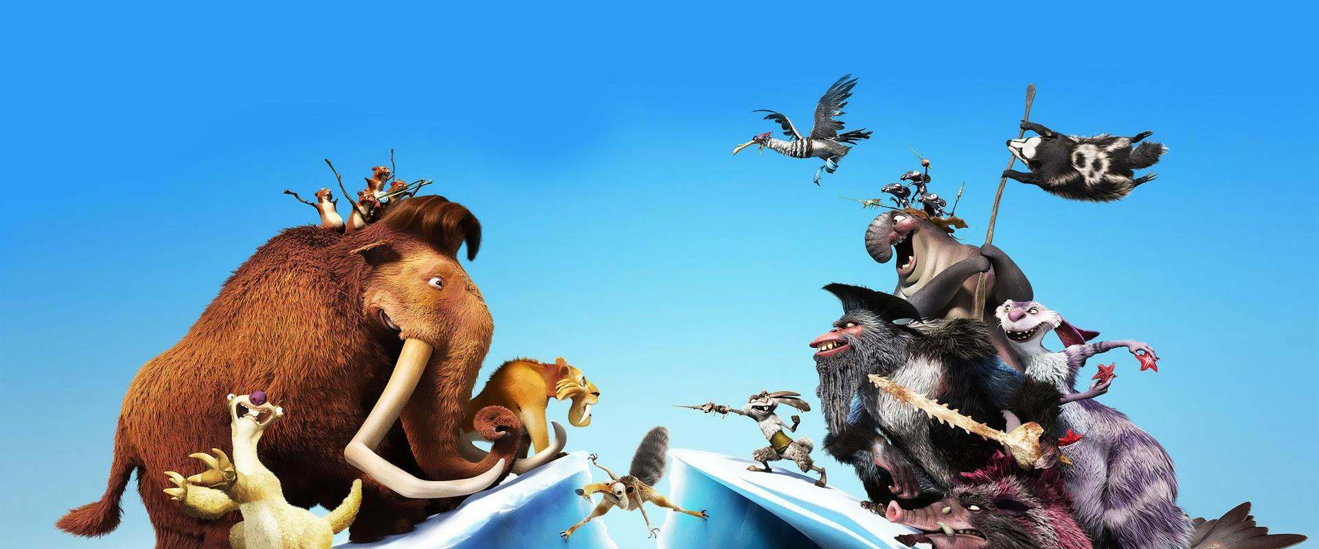 Ice Age: Continental Drift background 2