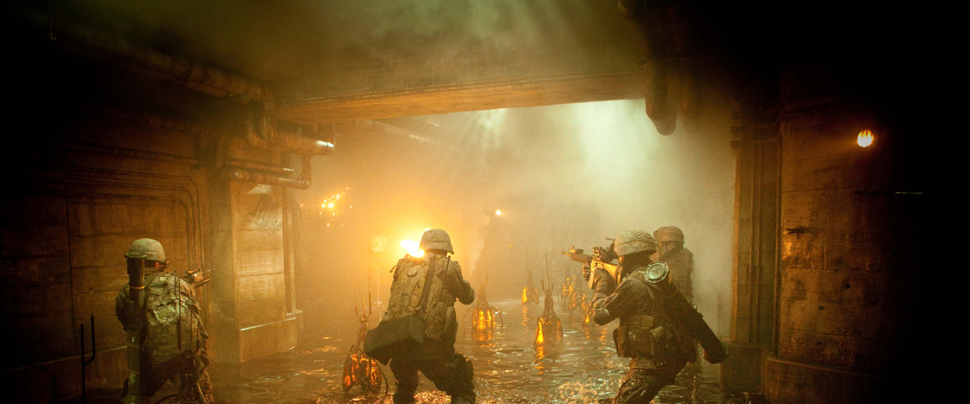 Battle Los Angeles background 1