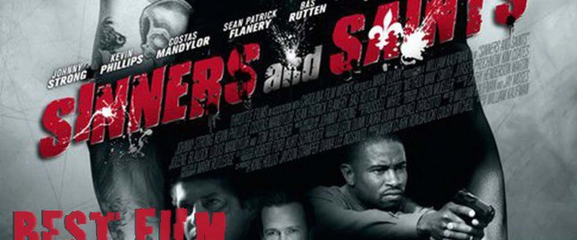 Sinners and Saints background 2