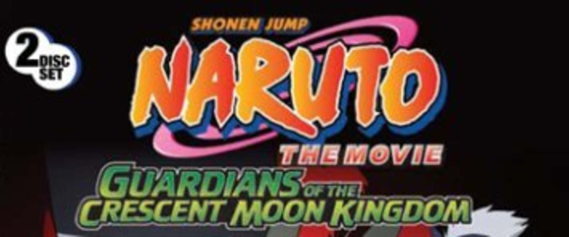Naruto the Movie 3: Guardians of the Crescent Moon Kingdom background 1