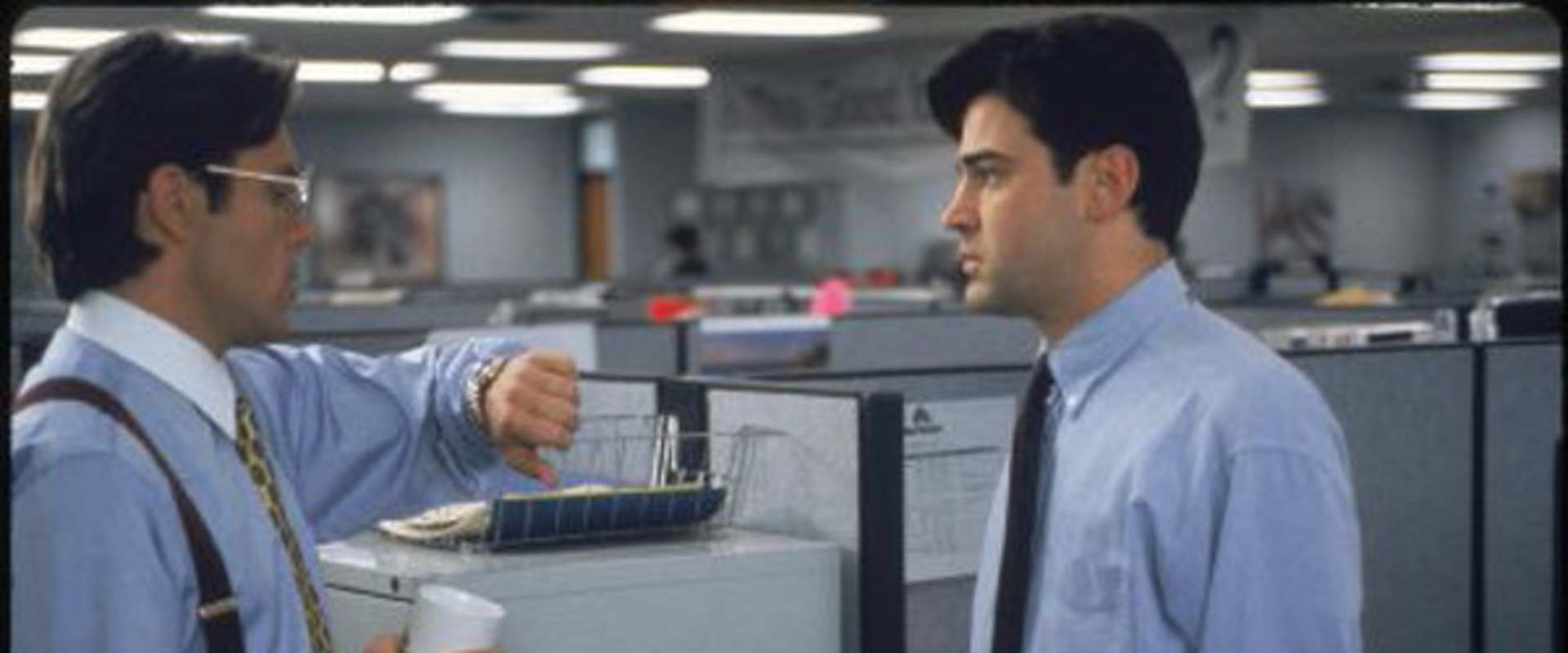 Office Space background 1