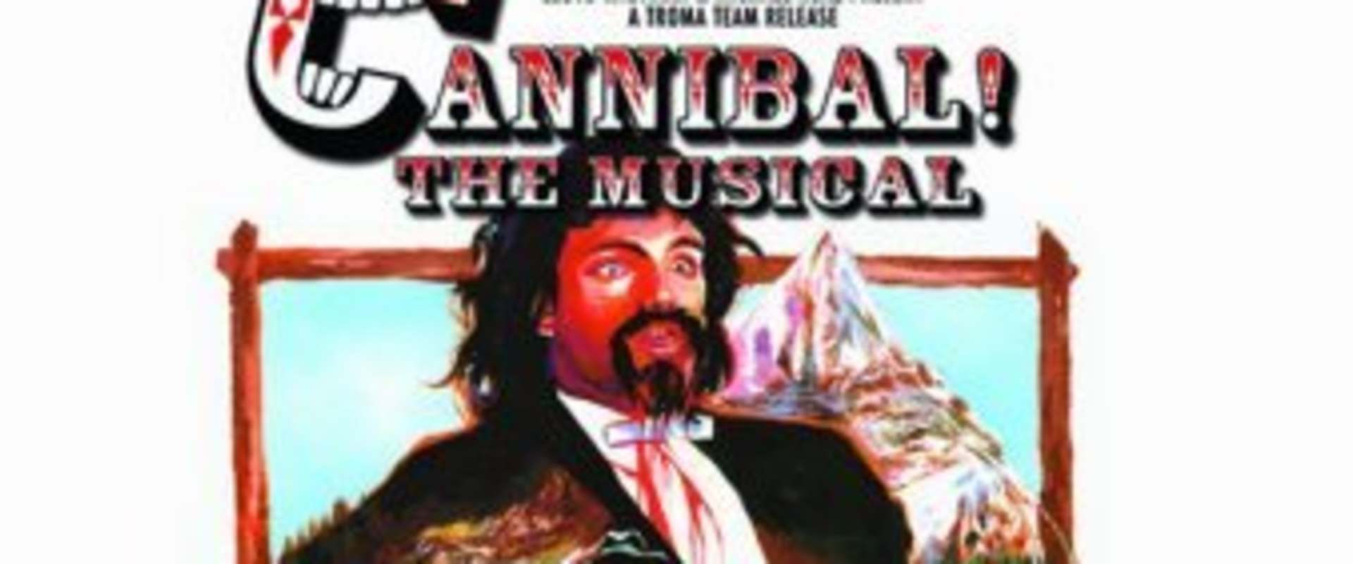 Cannibal! The Musical background 1