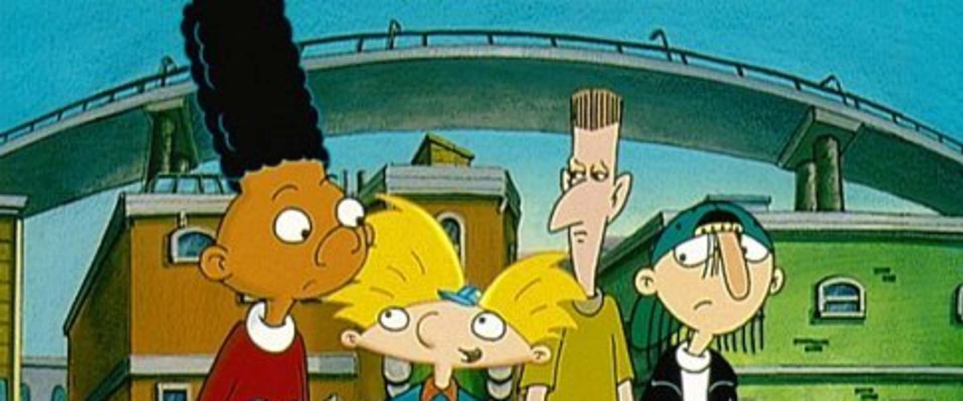 Hey Arnold! The Movie background 2