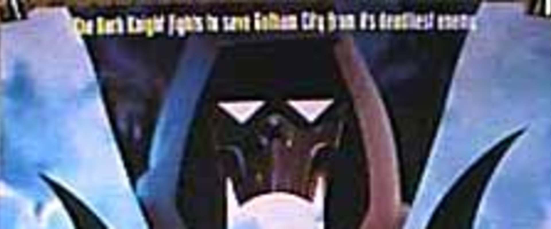 Batman: Mask of the Phantasm background 1
