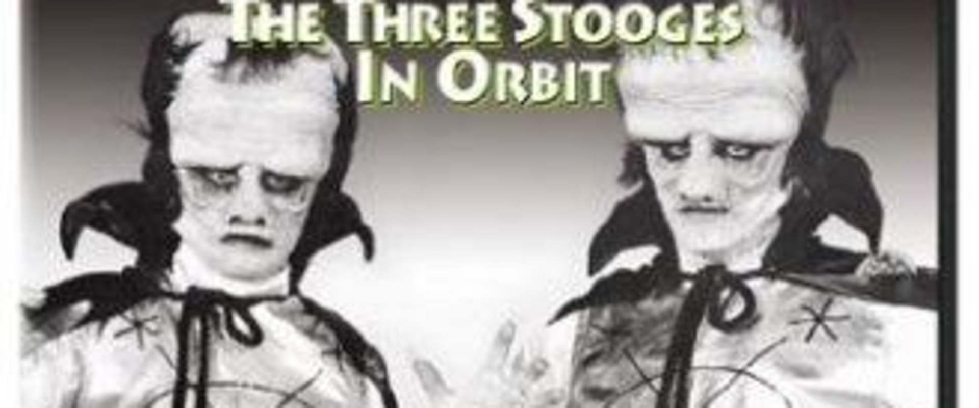 The Three Stooges in Orbit background 2