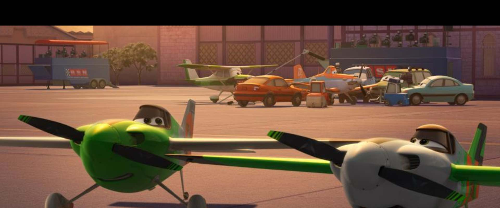 Planes background 2