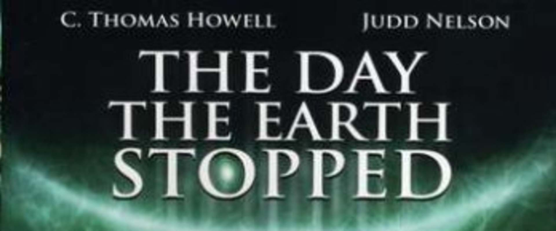 The Day the Earth Stopped background 2