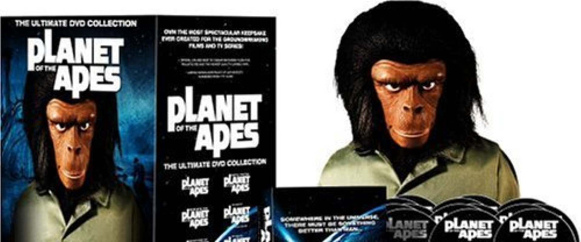 Behind the Planet of the Apes background 2